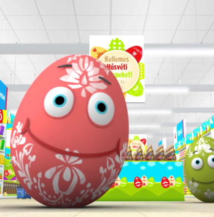 Tesco – Easter