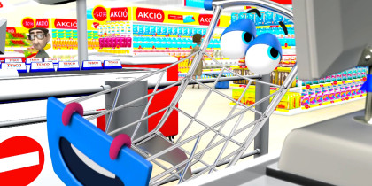 Tesco Oscar 4 – courting